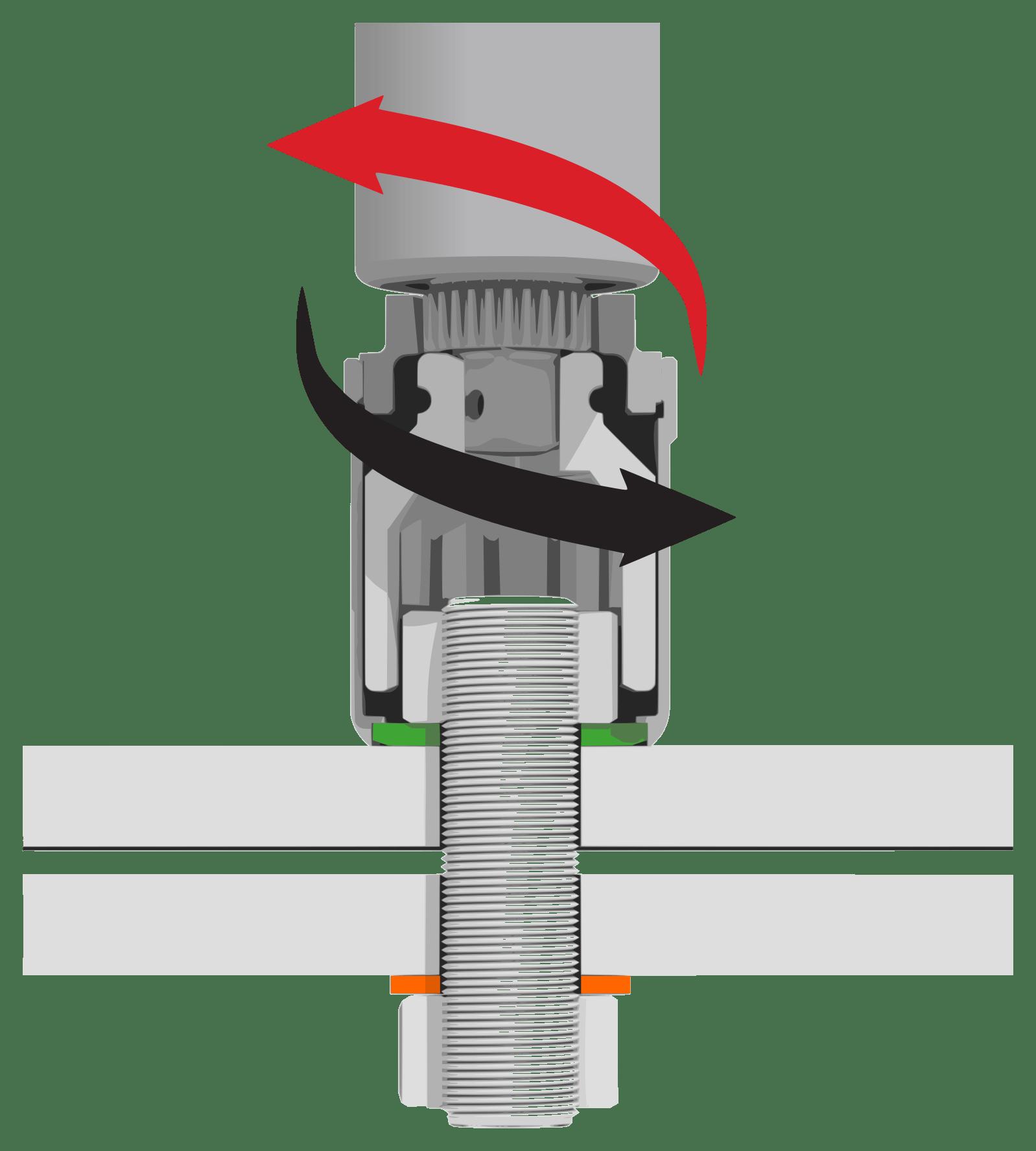 Coaxiaal-afsteunen-met-het-HYTORC-Washersysteem