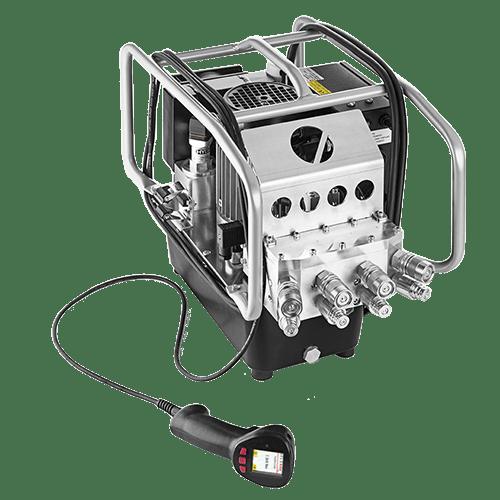 HYTORC Vector volautomatisch pompsysteem