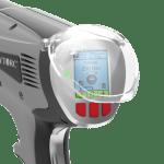 Lithium Gun beschermkap display