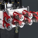 Vector Pump manifold
