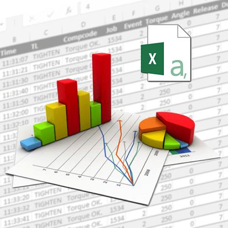 Vector data export