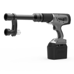 Wheel gun arm + Lithium Gun