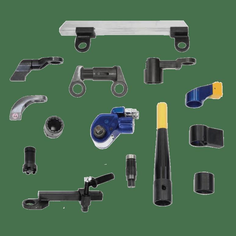 accessories MXT+ vierkant